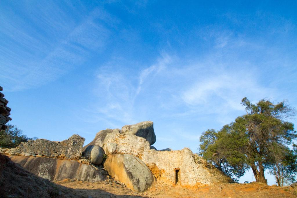 Great Zimbabwe by Sarah Kerr