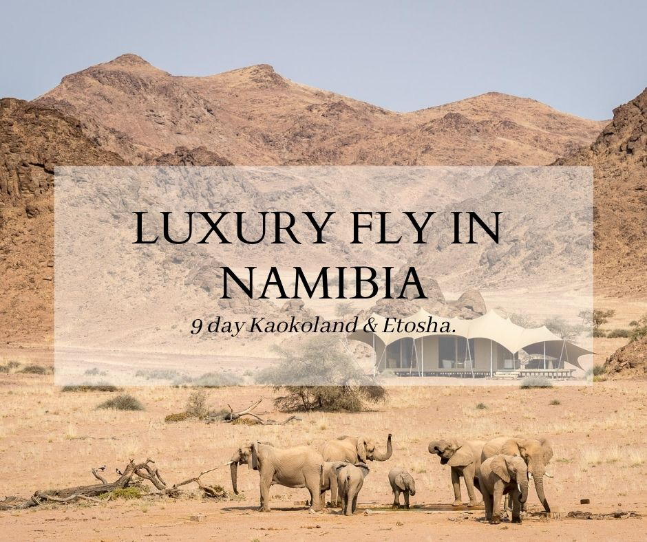 Luxury Fly-in Namibia